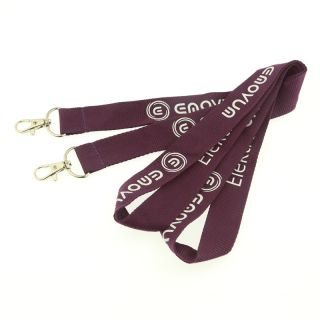 Lanyard China wholesale neck lanyards polyester material for sale
