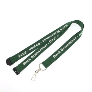 Promotional Polyester Lanyard free sample