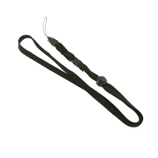 best black tube lanyard with safety lock and key holder