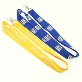 free sample fast shipping custom polyester cheap lanyards bulk