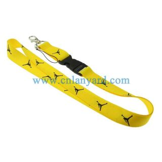 Hot Sports logo Lanyard for cell phone Team lanyard