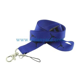 Wholesale manufacturer nfl sports lanyard with custom logo